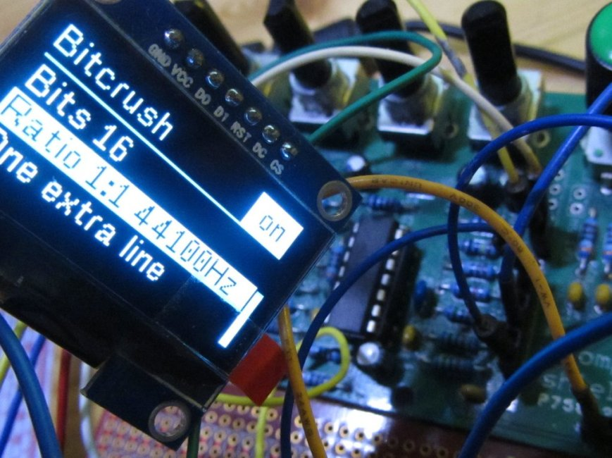 Yet another guitar effects pedal
